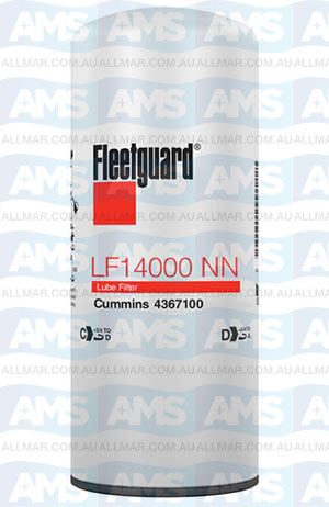 Fleetguard LF14000NN - Oil Filter