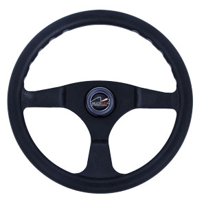 Alpha Steering Wheel - Black