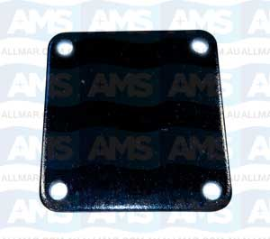 Mercruiser  Exhaust Manifold Rear End Cap.