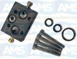 Modular Accessory Kits For Reversing Piston & Gear Pumps - Unbalanced Valve Piston Pump Only