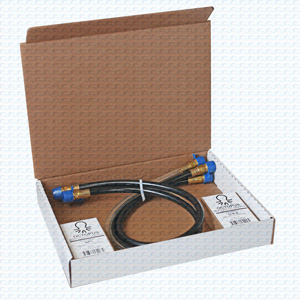 """Modular Accessory Kits For Reversing Piston & Gear Pumps - **New**    30"""" Hose And Fitting Kit, Including Orb And Npt Helm Fittings"""