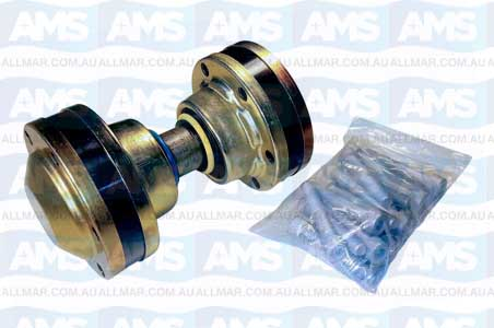 110-180mm Complete CV Drive Shaft 180mm