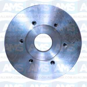 Adapter Flange Neutral  P30/60/80