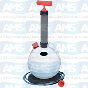 6 litres Oil Extractor Vacuum Pump