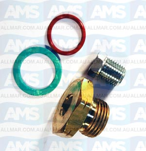 BOWL DRAIN FITTING KIT MA SERIES