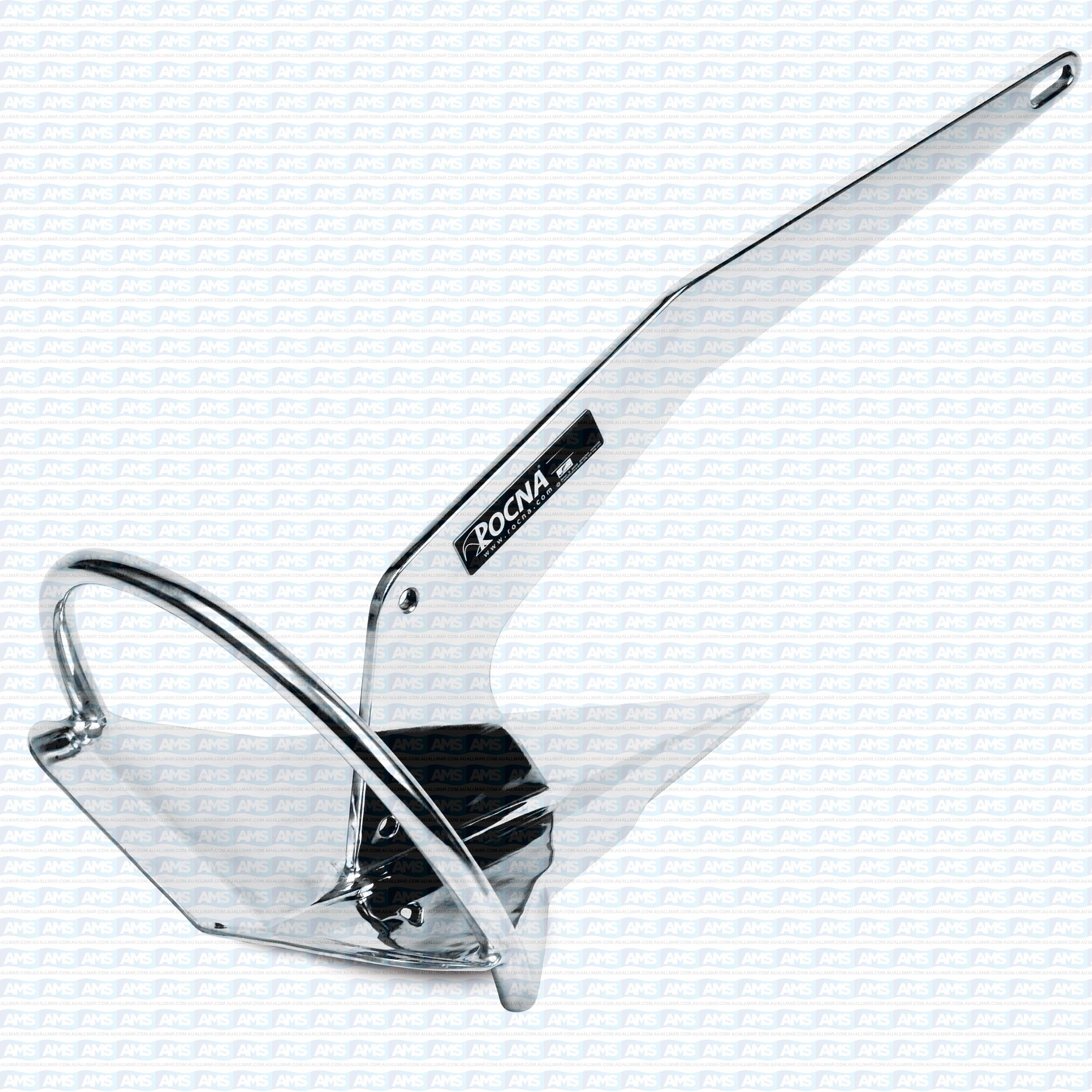 Rocna 55kg/121lb Stainless Steel Anchor
