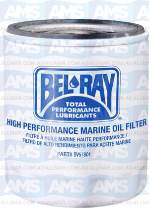 Oil Filter - GM 4 Cyl & V8 (Sierra 18-7824)