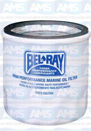 Oil Filter - Yamaha 15-115HP/ Merc 25-115Hp/Honda 8-50HP/Tohatsu up to 60HP  (Sierra 18-7902,7914,7911-1)