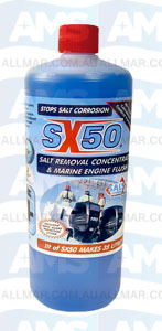 Engine Salt Rinse  1 Litre