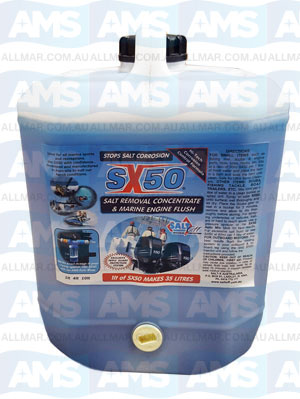 Engine Salt Rinse  10 Litre