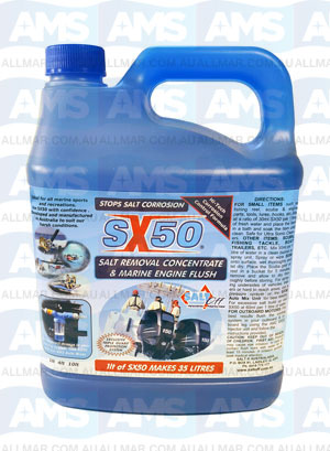 Engine Salt Rinse  4 Litre