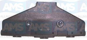 Volvo Small Block  Water Cooled Exhaust Manifold