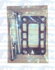 Volvo V8-307 And 350 Exhaust Riser / Elbow Mounting Package