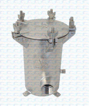 """1.25"""" BSP Thread SISO Strainer with Solid Lid"""